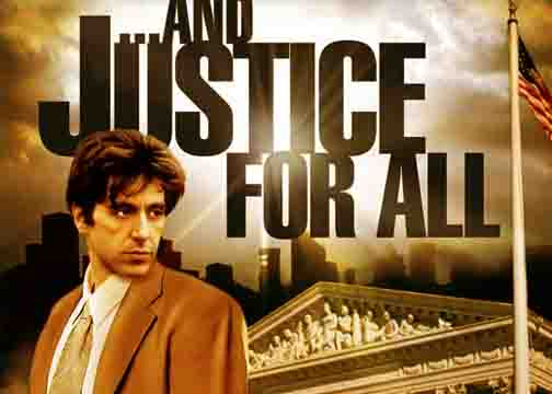 best law movies and justice for all
