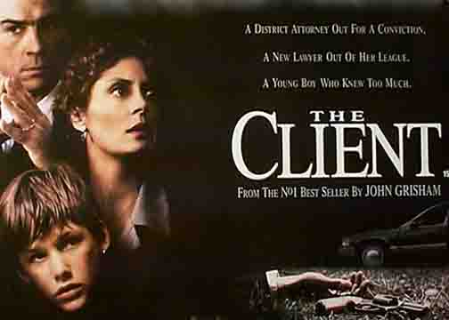 best law movies the client