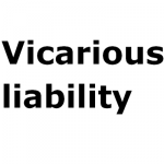 vicarious-liability